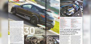 Opel Astra - torino racing elaborazioni