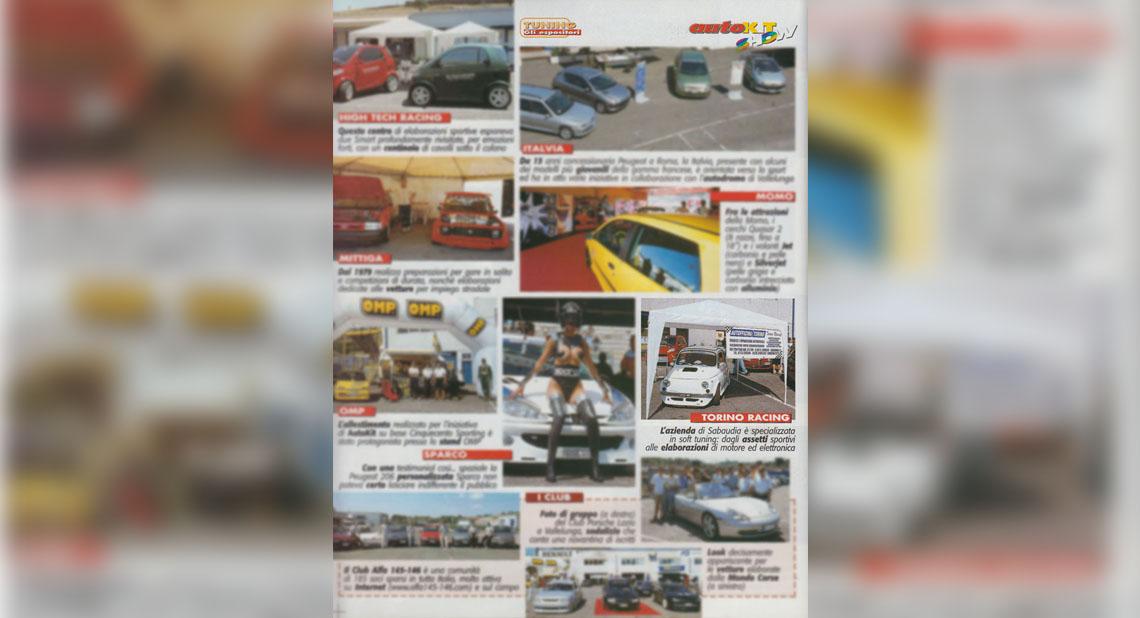 Torino Racing Elaborazioni - Auto