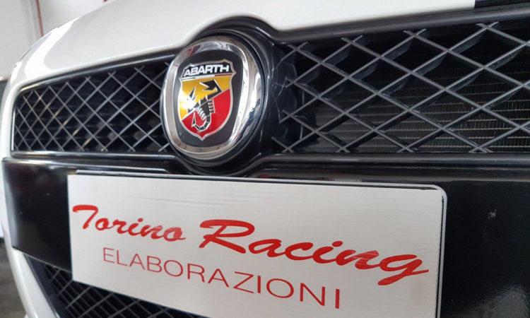 Fiat Grande Punto Abarth 3